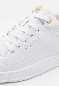 SIKSILK - BLAZE - Trainers - white - 5