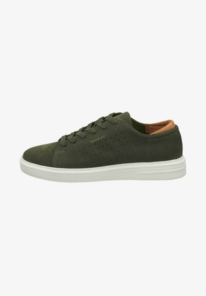 FAIRVILLE - Casual lace-ups - leaf green