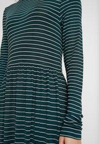 Samsøe Samsøe - LEAH DRESS - Maxi dress - dark green - 6