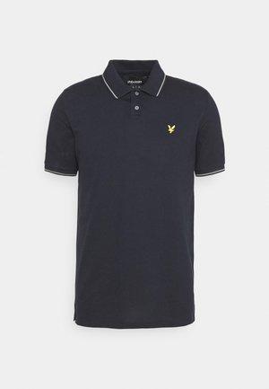 HEAVY TIPPED  - Polo shirt - dark navy