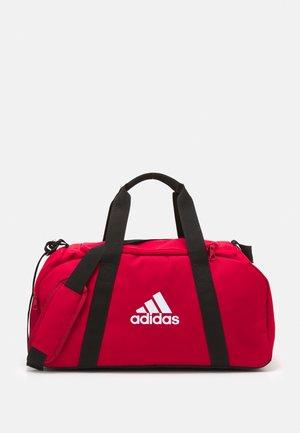 TIRO DUFFEL S UNISEX - Torba sportowa - team power red/black/white