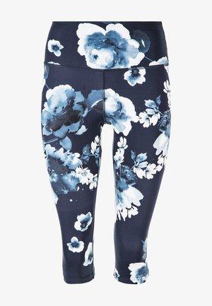 FRANZ - 3/4 sports trousers - dark blue