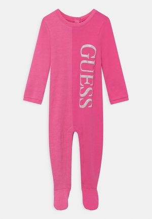 UNISEX - Sleep suit - pop pink