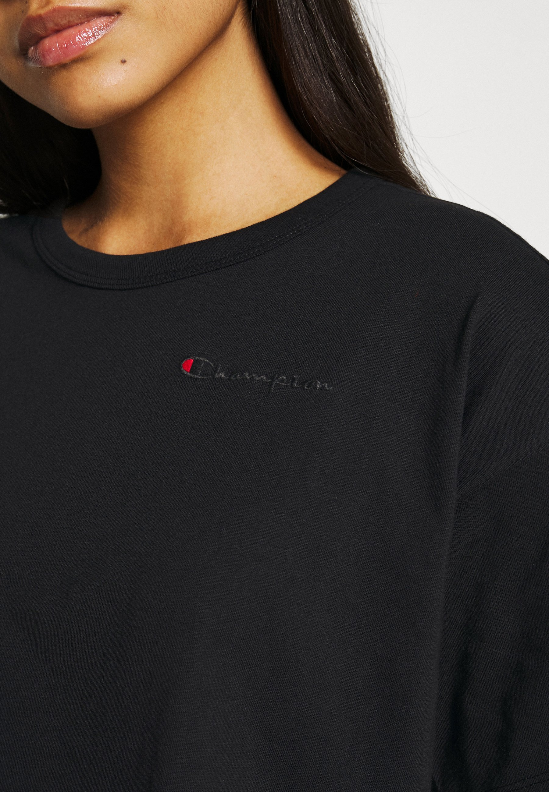 Women CREWNECK - Basic T-shirt