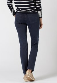 BRAX - STYLE PAMINA - Slim fit jeans - dark blue - 1
