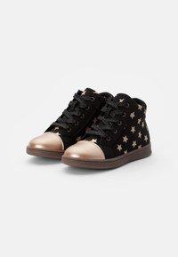 Friboo - TRAINERS - Sneakersy wysokie - black - 1