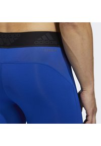 adidas Performance - ALPHASKIN 2.0 SPORT LONG TIGHTS - Leggings - blue - 4
