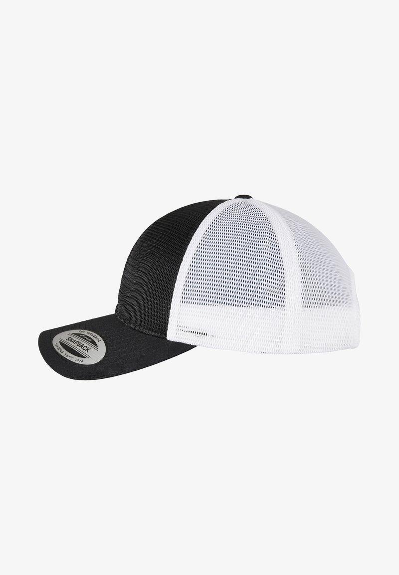 Flexfit - OMNIMESH TONE - Cap - black/white