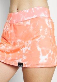 Endless - FALDA MINIMAL  - Sports skirt - orange - 4
