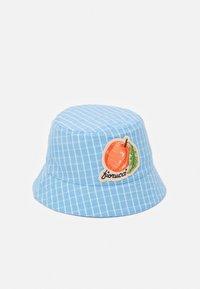 Fiorucci - LA PESCA CHECK BUCKET HAT UNISEX - Klobouk - blue - 1