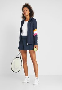 Fila - SKORT ANN - Sportovní sukně - peacoat blue - 1