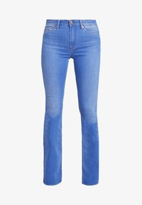 Kings Of Indigo - MARIE - Flared Jeans - blue denim - 4