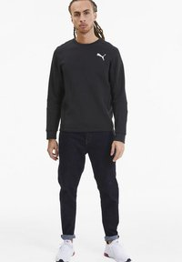 Puma - EVOSTRIPE - Sweatshirt - puma black - 1