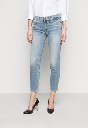 ROXANNE ANKLE LUXE VINTAGE SKYWALK - Skinny džíny - light blue