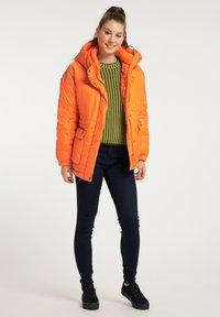 myMo - Winter jacket - orange - 1