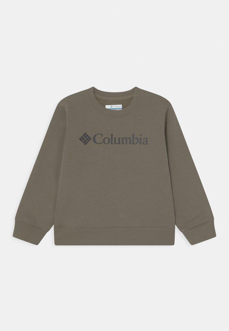 Columbia - PARK CREW UNISEX - Sweatshirt - stone green