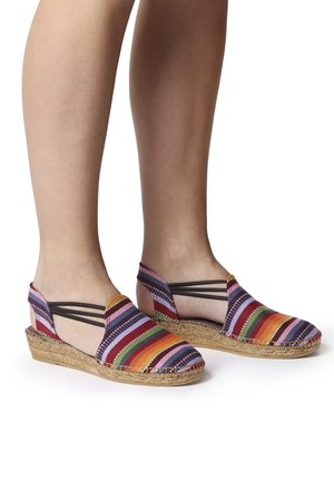 NORMA - Espadrilles - brown