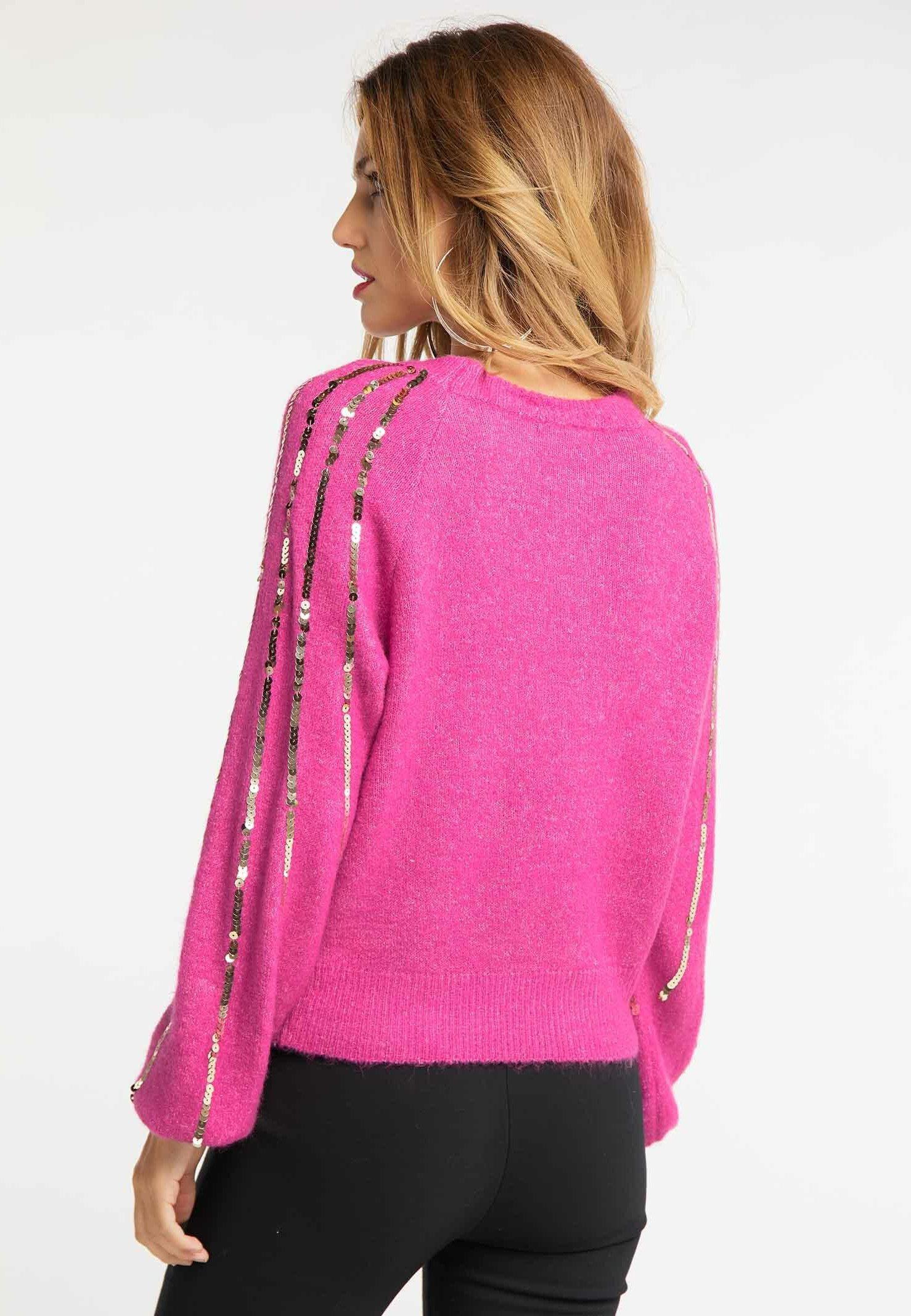Great Deals Women's Clothing faina Jumper pink st4h7pOJl
