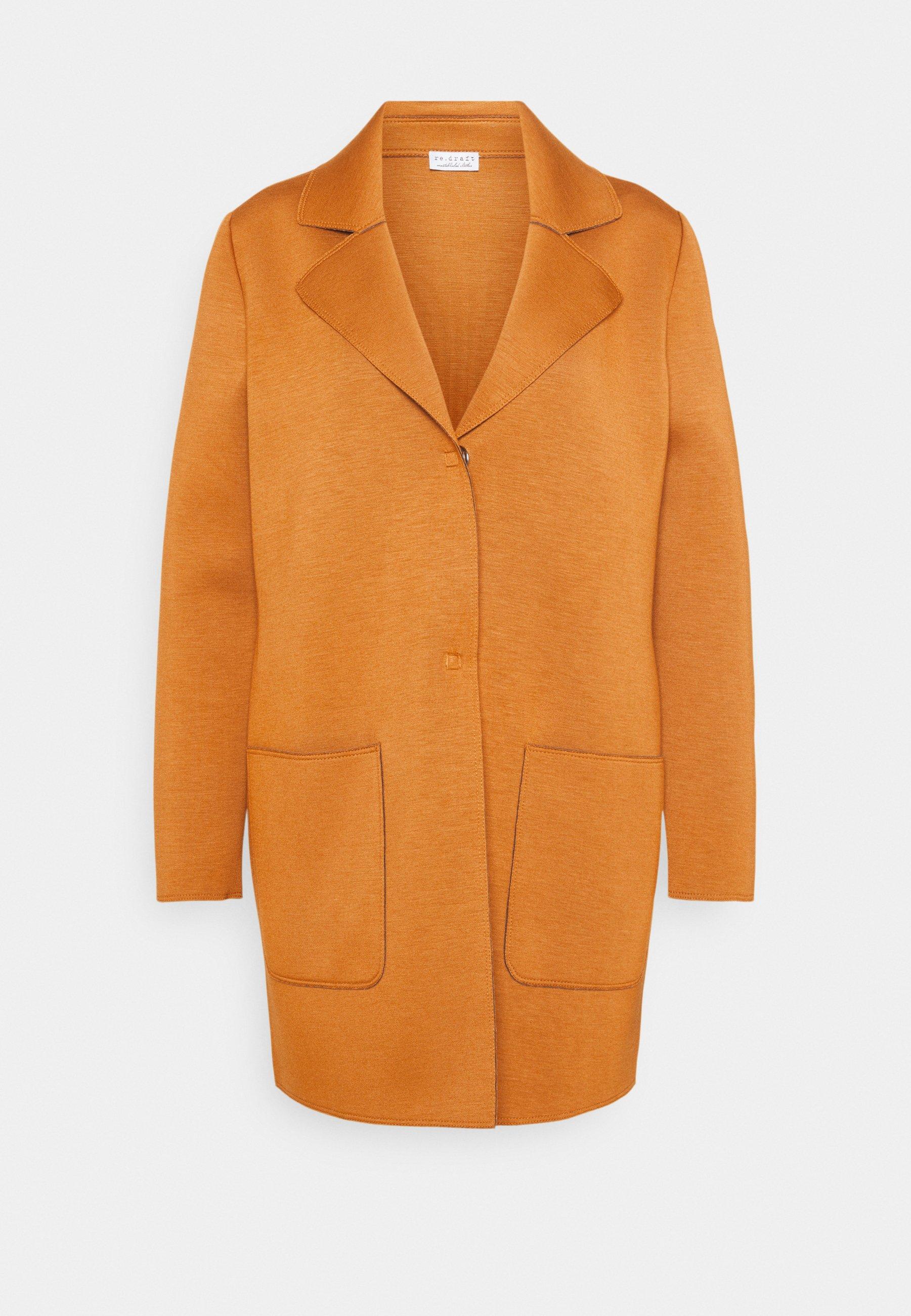 Women EASY COAT - Short coat