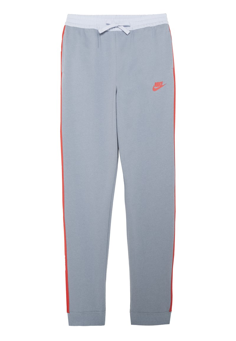 Nike Sportswear - HYBRID PANT - Trainingsbroek - charcoal heather/black