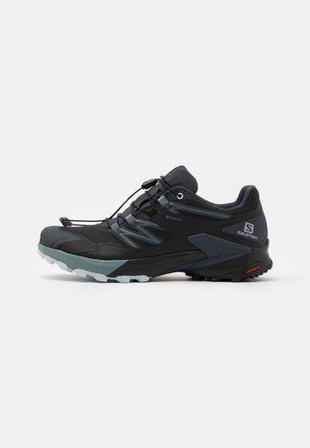 WINGS SKY GTX - Chaussures de running - india ink/black/opal blue