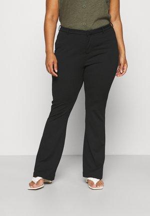 VMAMIRA FLARED PANT - Trousers - black