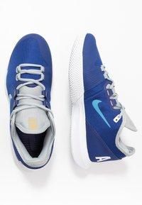 Nike Performance - COURT AIR MAX WILDCARD CLAY - Clay court tennis shoes - deep royal blue/coast/white - 1