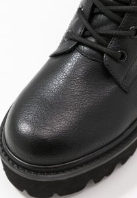 Colors of California - Platform ankle boots - black - 2