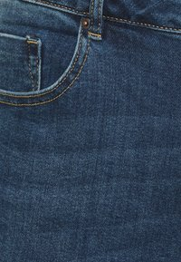 Simply Be - HIGH WAIST MOM JEANS - Relaxed fit jeans - new vintage blue - 4