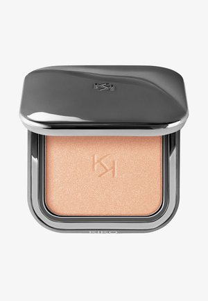 GLOW FUSION POWDER HIGHLIGHTER - Rozświetlacz - 02 heavenly gold