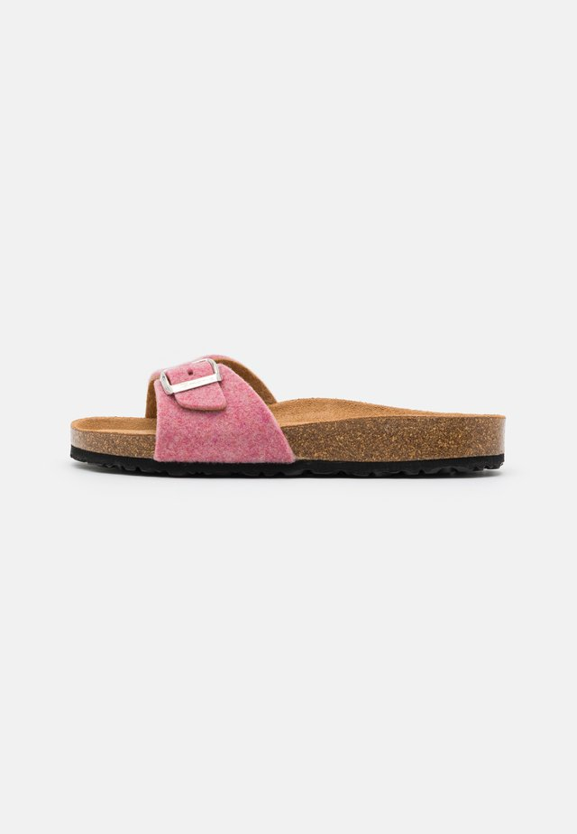 SLIDES - Pantuflas - rose