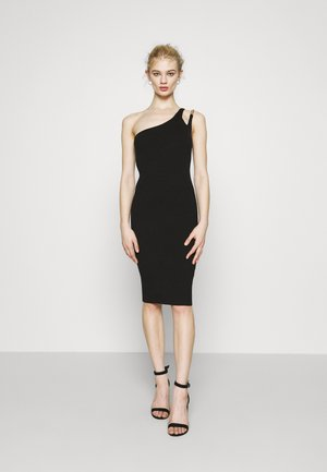 ALICE DRESS - Vestido de tubo - black