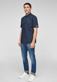 s.Oliver - Shirt - dark blue - 1