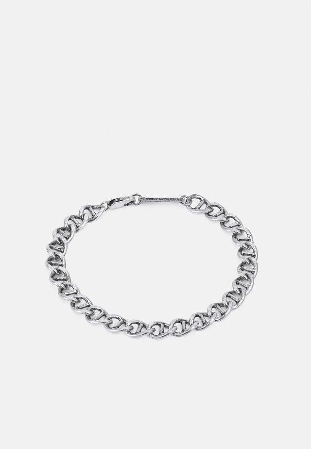 MARINER CHAIN BRACELET - Bracciale - silver-coloured