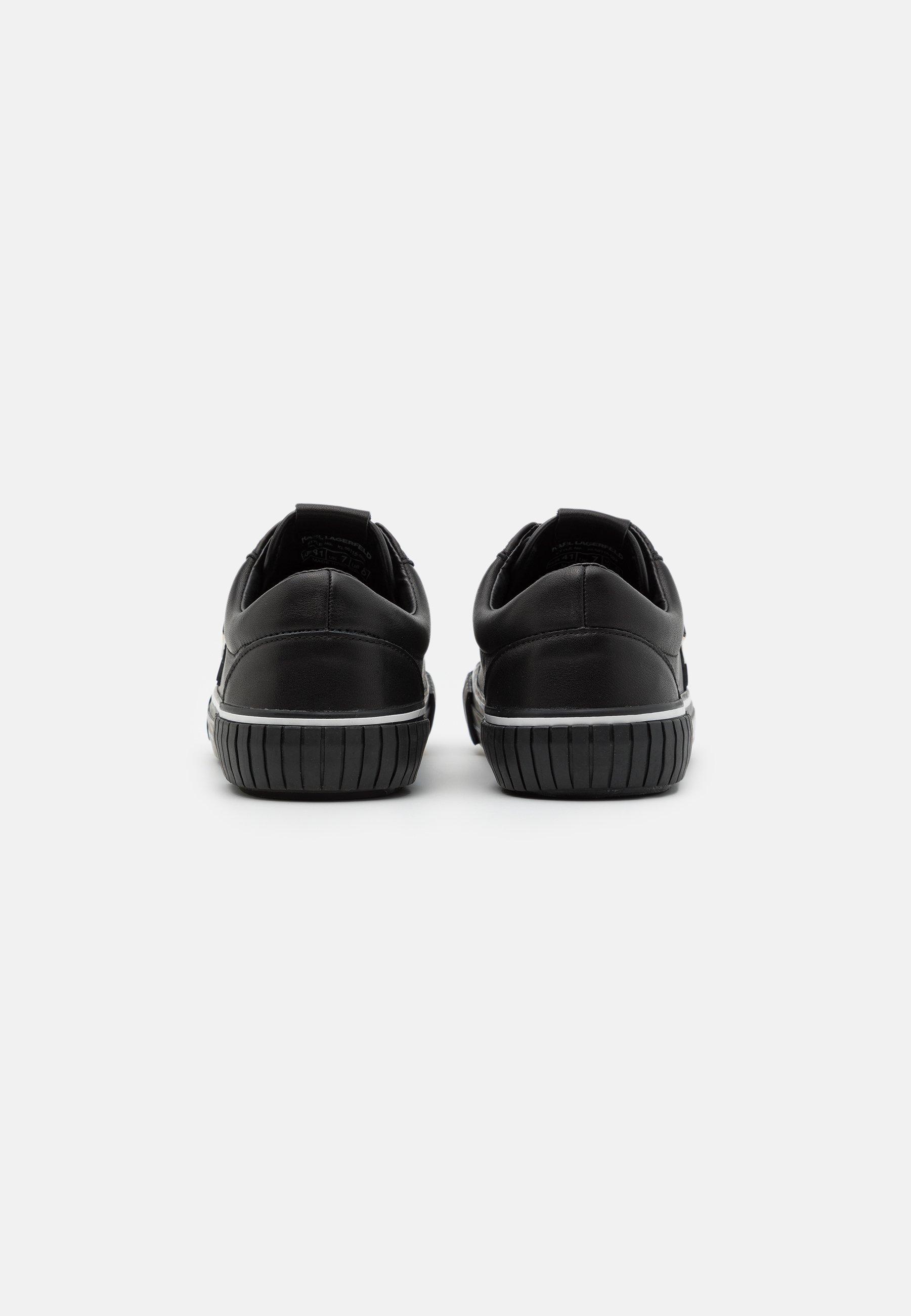 KARL LAGERFELD KAMPUS KARL 3D IKON - Sneaker low - black/schwarz - Herrenschuhe S66F3
