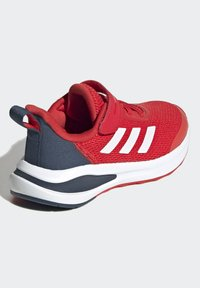 adidas Performance - FORTARUN SCHUH - Neutral running shoes - red - 2
