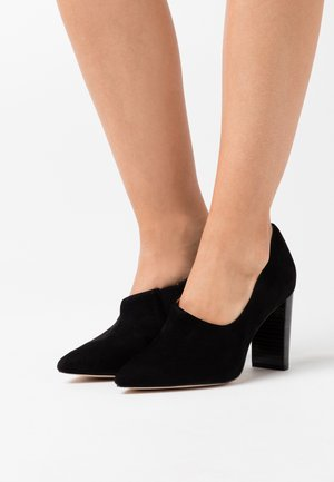 SLIP ON - Classic heels - black
