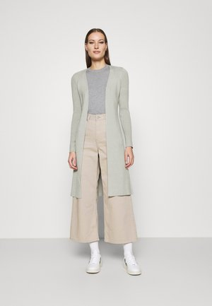 DUSTER SET CHASE - Cardigan - green