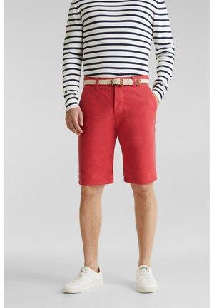 BASIC - Shorts - orange red