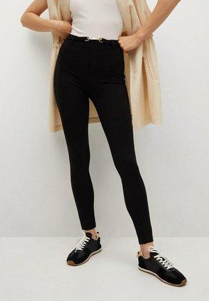 JOYAS-A - Leggings - Trousers - noir