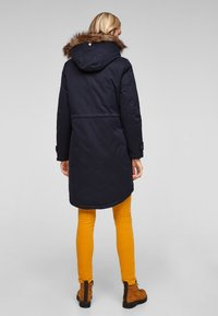 s.Oliver - MIT DOPPELKAPUZE - Winter coat - navy - 1