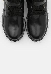 MAX&Co. - MARINAIO - Platform ankle boots - black - 6