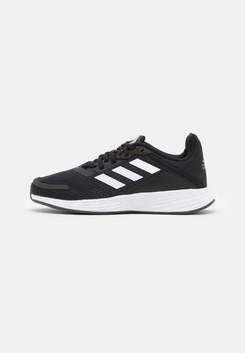 DURAMO  - Sports shoes - core black/footwear white/grey six