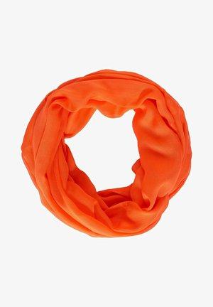 IN UNIFARBE - Snood - orange