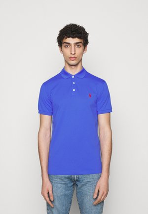 SLIM FIT - Piké - scottsdale blue