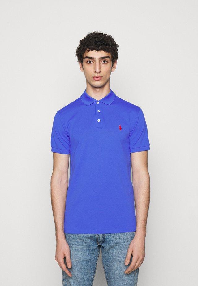 SLIM FIT - Poloshirt - scottsdale blue