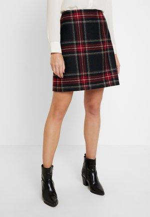 ELEA SKIRT - Mini skirts  - black/multi