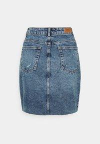 ONLY Tall - ONLISABEL LIFE - Mini skirt - medium blue denim - 1