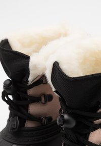 Friboo - Winter boots - beige/black - 5