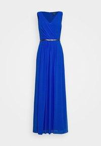 Lauren Ralph Lauren - GRACEFUL LONG GOWN - Vestido de fiesta - portuguese blue - 5
